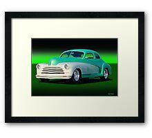 1948 Chevrolet Custom Coupe II Framed Print