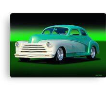 1948 Chevrolet Custom Coupe II Canvas Print