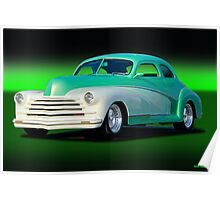 1948 Chevrolet Custom Coupe II Poster