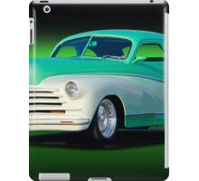 1948 Chevrolet Custom Coupe II iPad Case/Skin