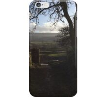 Tranquillity- Yorkshire Dales iPhone Case/Skin