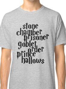 HP Books Classic T-Shirt