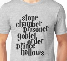 HP Books Unisex T-Shirt