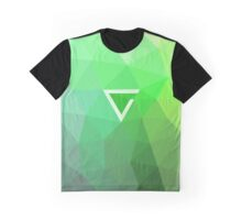 Axii, Witcher Sign Poly Art Graphic T-Shirt