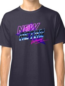 new retro wave Classic T-Shirt