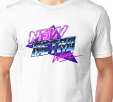 new retro wave Unisex T-Shirt