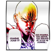one_punch_man_rules Poster
