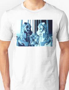 Silence And Echo Unisex T-Shirt