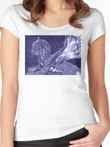 Saphira Women's Fitted Scoop T-Shirt