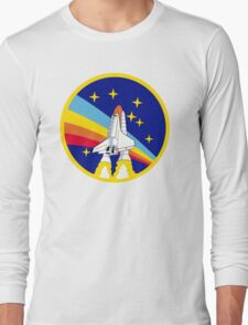 Rainbow Rocket Long Sleeve T-Shirt