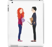 Ginny & Harry iPad Case/Skin
