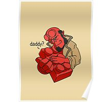 RED DADDY Poster
