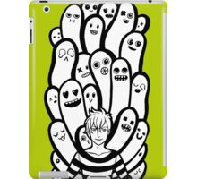 Ruler of the Ghosts iPad Case/Skin