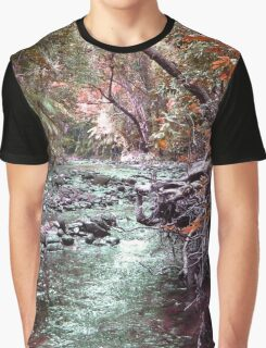 Myall Creek in Pink Graphic T-Shirt