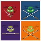 Teenage Mutant Ninja Turtles by rtcifra