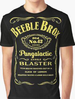 Pan Galactic Gargle Blaster Graphic T-Shirt