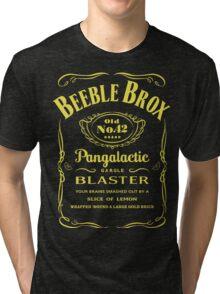 Pan Galactic Gargle Blaster Tri-blend T-Shirt