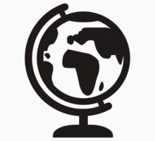 Globe europe africa Kids Clothes