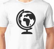 Globe europe africa Unisex T-Shirt