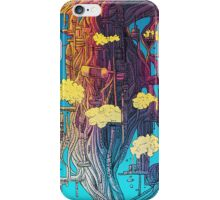 The organic future iPhone Case/Skin