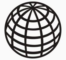 Globe symbol by Designzz