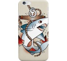 Shark Attack iPhone Case/Skin