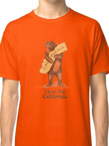 California With You Classic T-Shirt