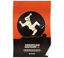 American History X - 3 wonderful Poster