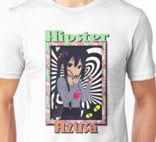 Hipster Azusa - Non-muted Unisex T-Shirt