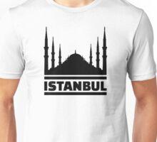 Istanbul Mosque Unisex T-Shirt