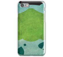Plant iPhone Case/Skin