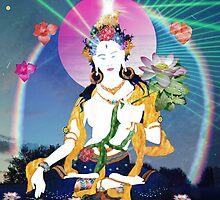 Tara Buddha by tommyho