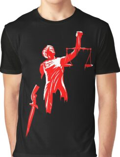 Daredevil - Athene Justice Graphic T-Shirt