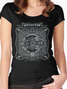 Intercept Women's Fitted Scoop T-Shirt