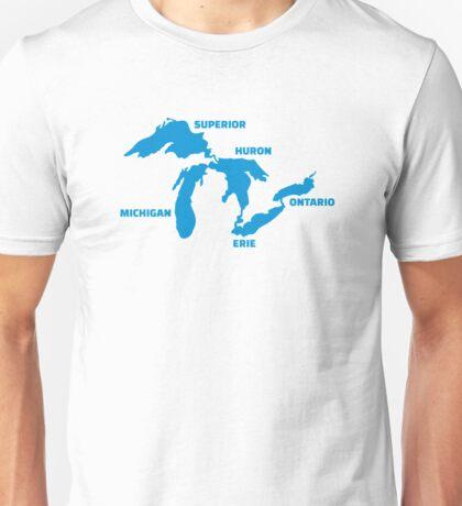 Great Lakes Unisex T-Shirt
