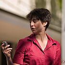 Who the hell is calling - Canberra Street Photography by Wolf Sverak