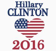 Hillary Clinton 2016 USA Kids Clothes