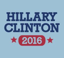 Hillary Clinton 2016 President Kids Clothes
