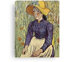 Vincent Van Gogh - Willem Canvas Print