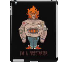 FIRESTARTER iPad Case/Skin