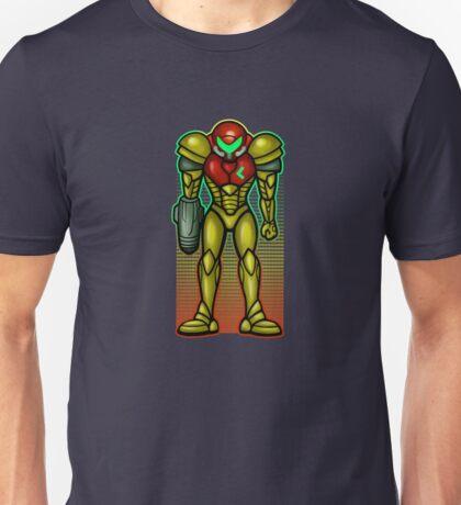 Super Samus Aran Unisex T-Shirt