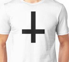 Cross antichrist Unisex T-Shirt