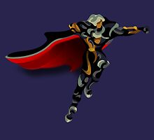 Alucard Jumping by likelikes