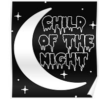 Child of the night Poster