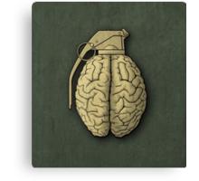 Dangerous Mind Canvas Print