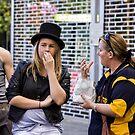 Nice hat - Canberra Street Photography by Wolf Sverak
