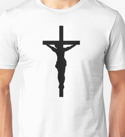 Jesus crucifix Unisex T-Shirt