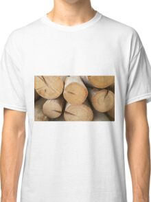 wooden layer Classic T-Shirt