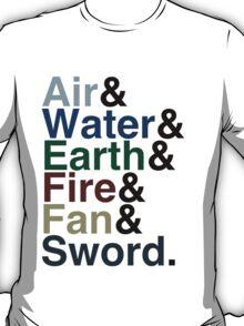 Avatar - Sokka's Speech T-Shirt