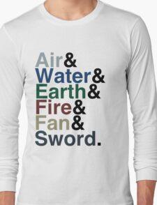 Avatar - Sokka's Speech Long Sleeve T-Shirt
